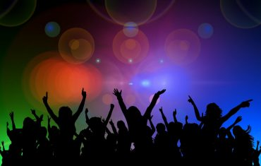Oprawa taneczna na evencie