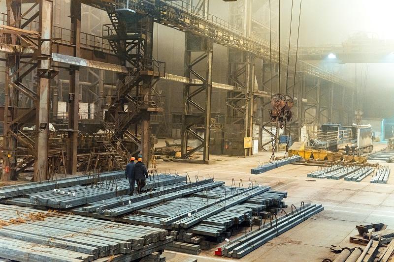Montaż hal dla przemysłu