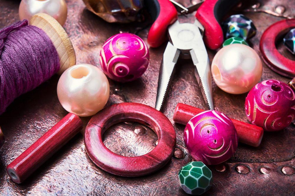Biżuteria DIY z kamieni naturalnych