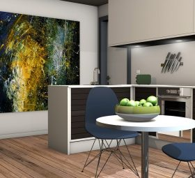 Oświetlenie kuchni – element, dzięki któremu będzie wyjątkowa