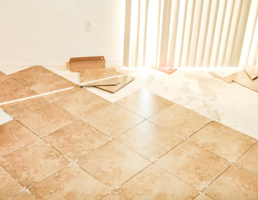 Montaż ogrzewania podłogowego w domu
